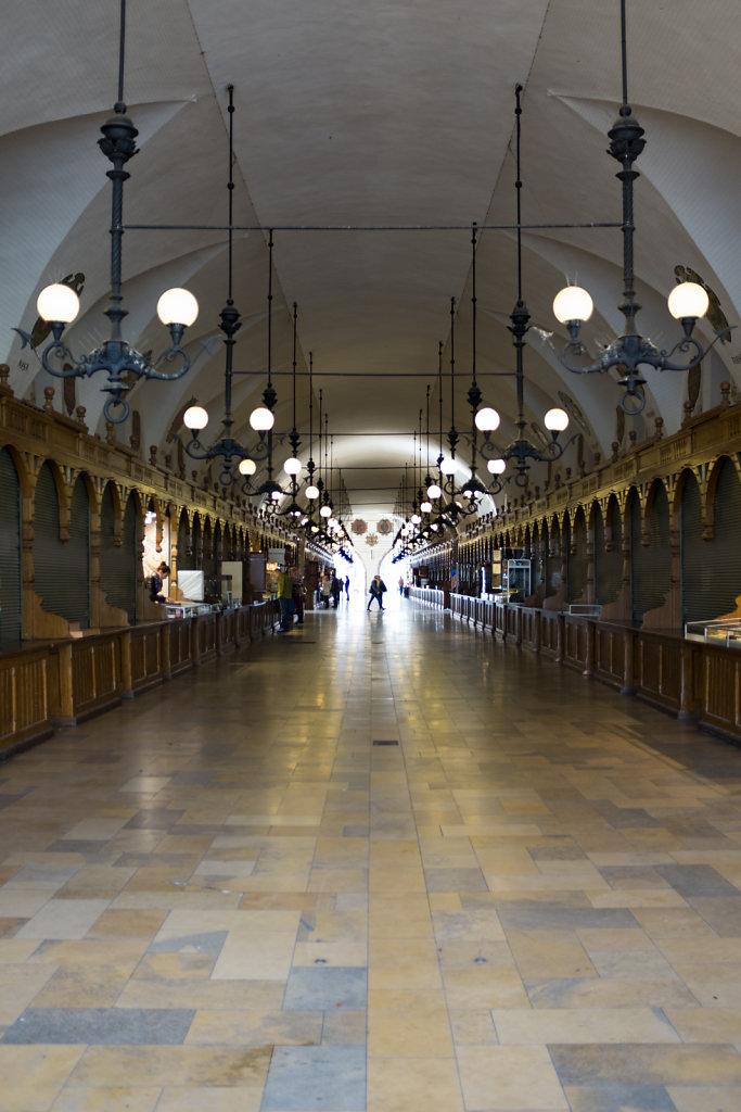 Sukiennice, Kraków